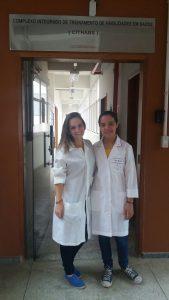 Allanis conheceu a faculdade de medicina Multivix.