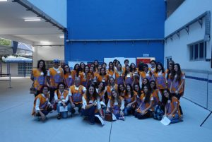 Voluntários que apoiam e querem fazer a diferença!