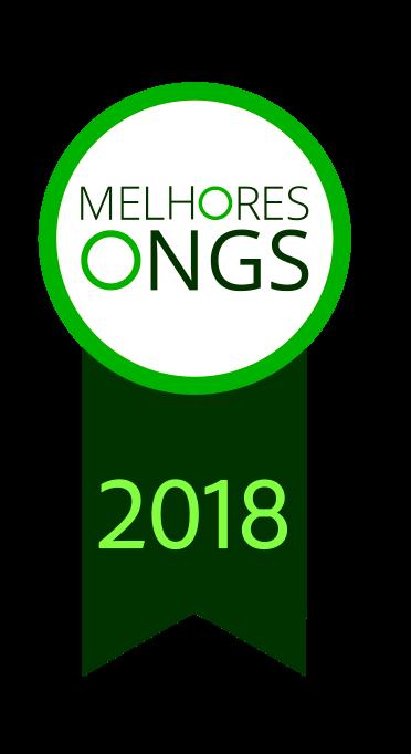 Selo melhores ONGS 2018